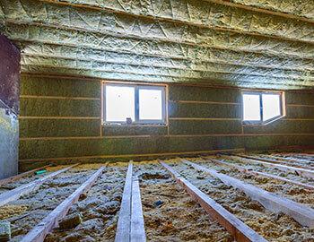 Attic Insulation Easton Roofing Kansas City Ks Roofing Company