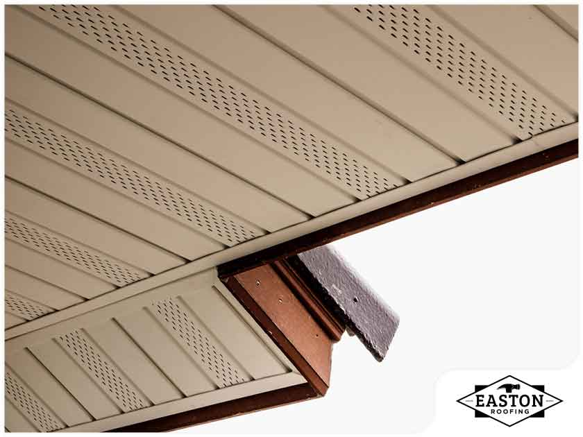 The Soffit Is a Vital Part of Your Roof. Here's Why